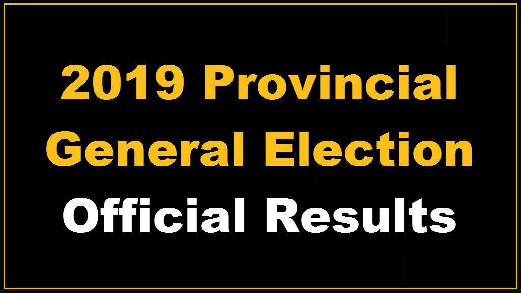 2019 Alberta general election